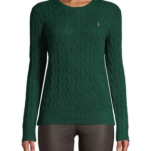 Ralph Lauren Classic Cable Knit Sweater